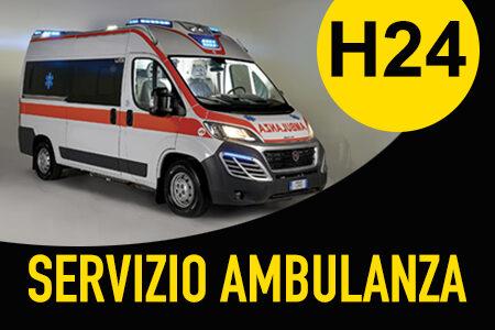 Servizio Ambulanza h24